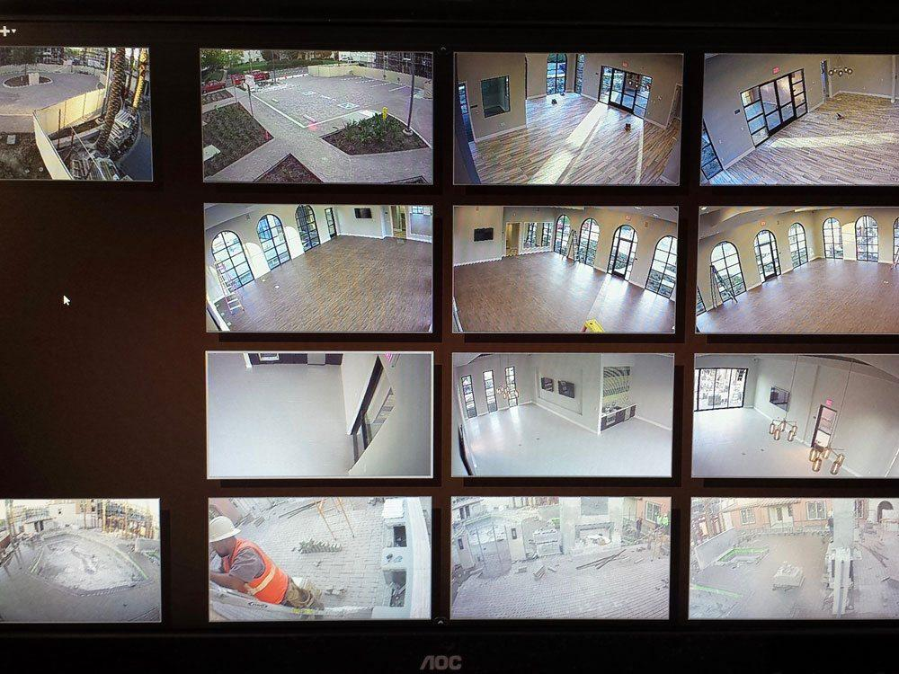 Cabling - Security - CCTV