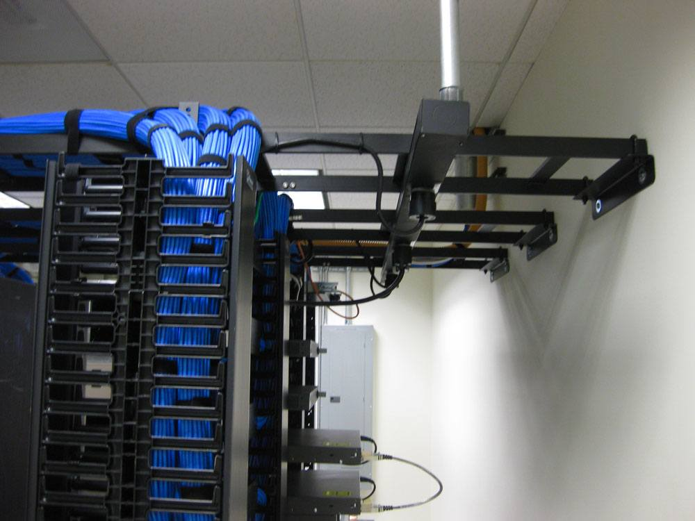 UEI College - Power & Cabling